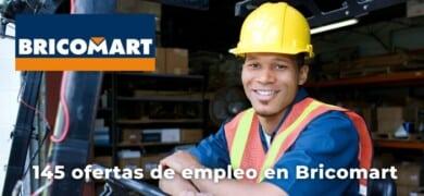 145 Ofertas De Empleo En Bricomart