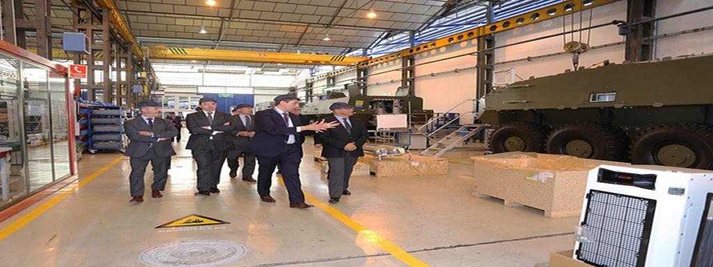 Carrodecombaste 16 de julio 1024x384 - La fabricación del nuevo vehículo de combate creará 1650 empleos