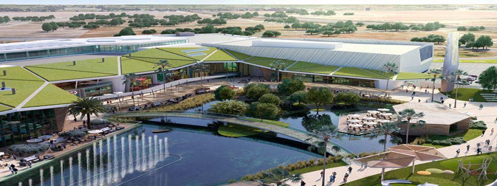 Centro Comercial Lagoh 1024x384 - 1500 puestos de trabajo en Centro Comercial Lagoh de Sevilla