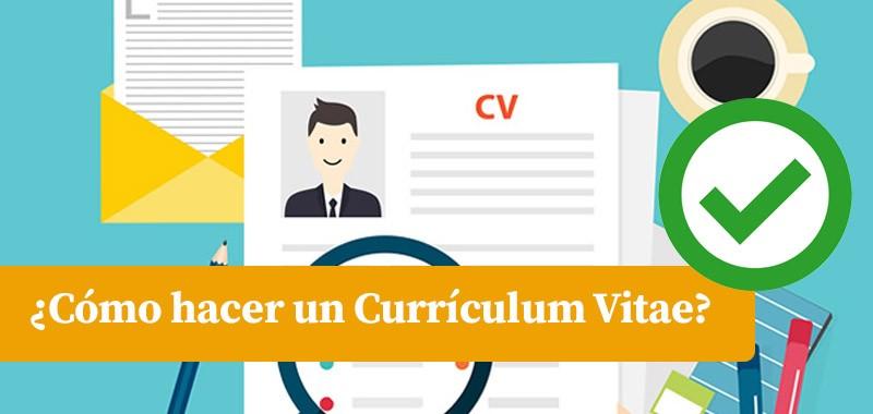 Como Hacer Un Curriculum Vitae
