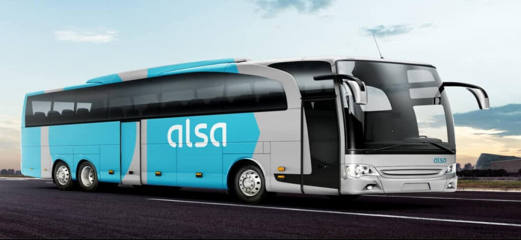 Empleo ALSA Bus2