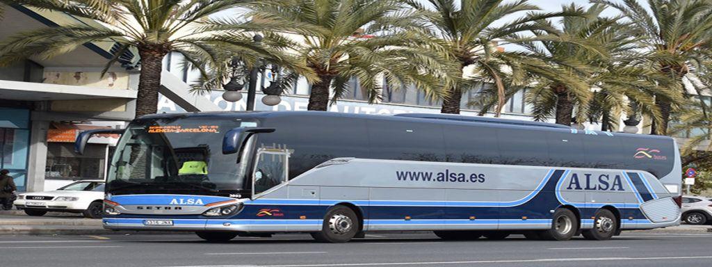 Empleo Alsa Transporte