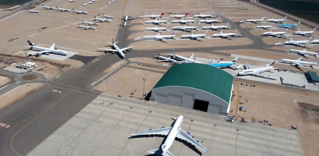 Empleo Aeropuerto De Teruel Externa