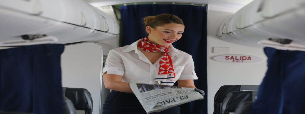 Empleo Air Nostrum Tripulante Cabina