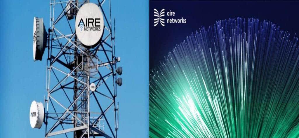 Empleo Aire Nertwork Antena