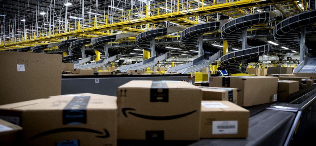 Empleo Amazon Centro Logistico Empresa Delivery