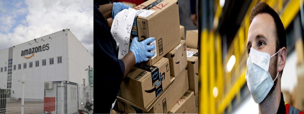 Empleo Amazon Externa Personal