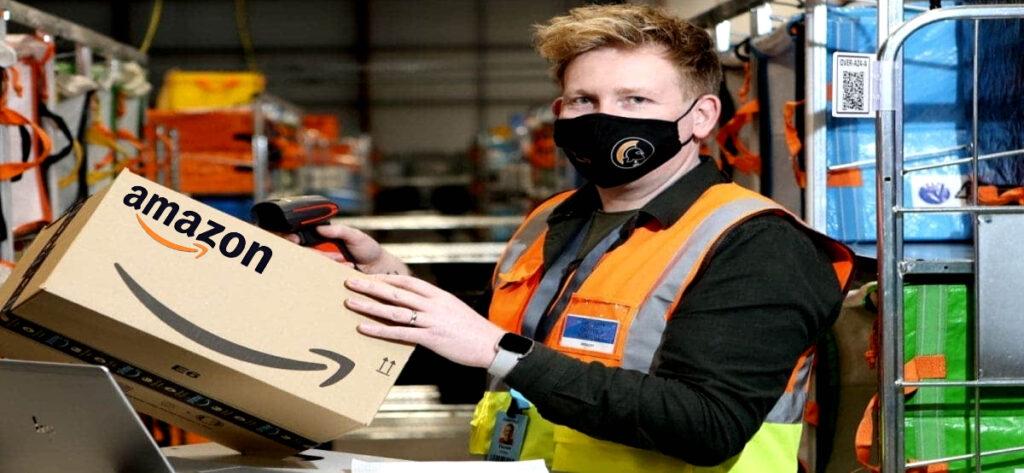 Empleo Amazon Personal
