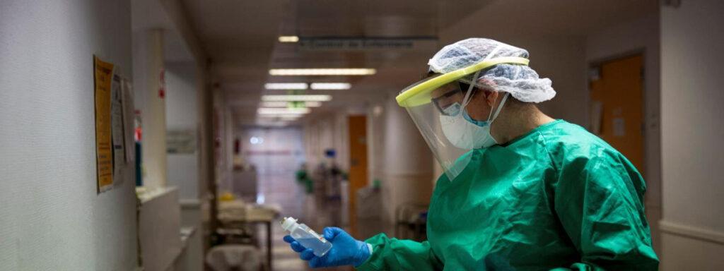 Empleo Auxiliar Enfermería Aragón