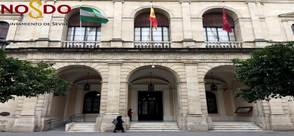 Empleo Ayuntamiento Sevilla Entrada Principal