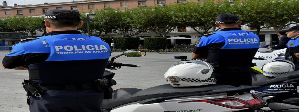 Empleo Ayuntamiento Torrejon Ardoz Policia