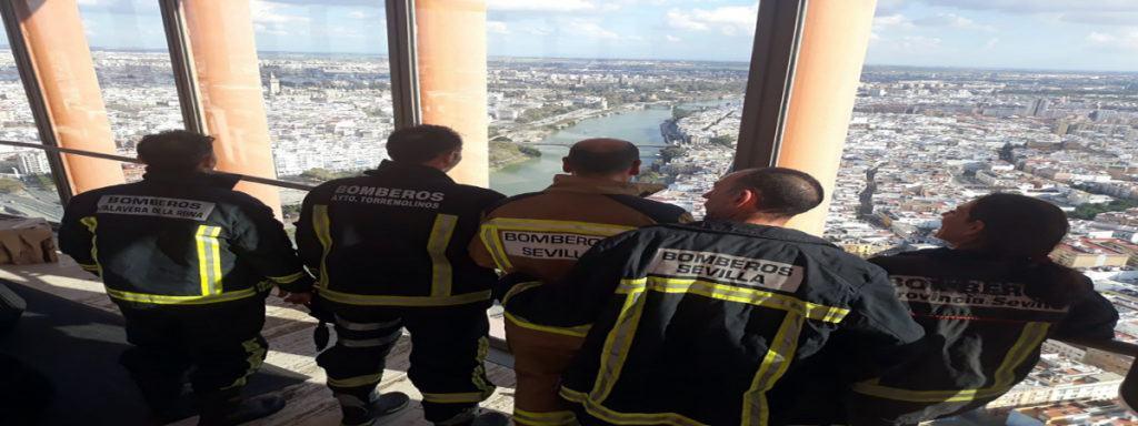 Empleo AyuntamientoSevilla bomberos 1024x384 - 138 nuevos empleos públicos autorizaron en Ayuntamiento de Sevilla