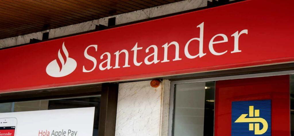 Empleo Banco Santander Logo