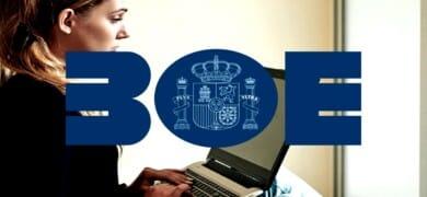 Empleo Boe Convocatorias 390x180 - Enviar Curriculum Vitae