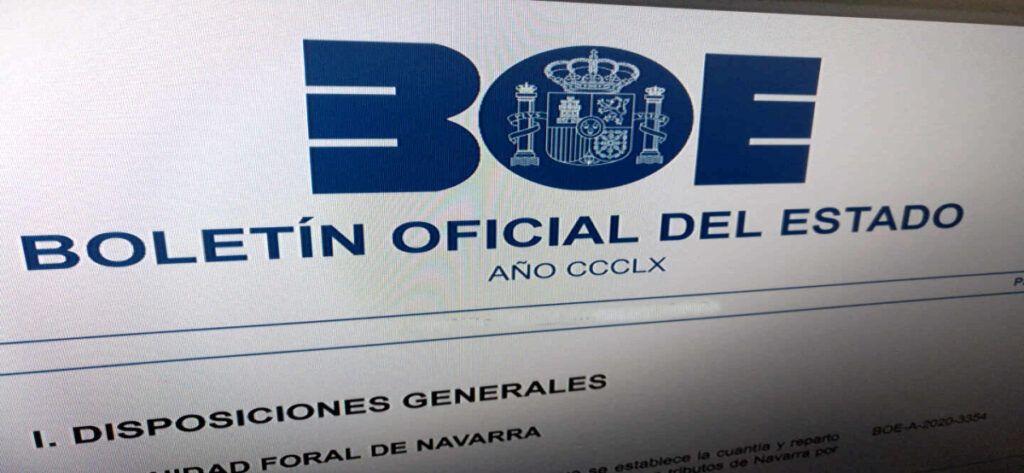 Empleo Boe Documento