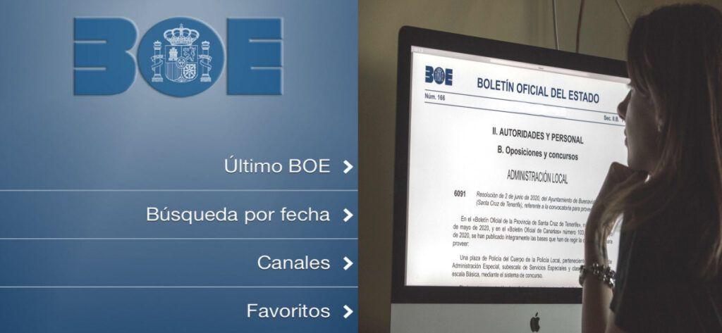 Empleo Boe Documento Logo