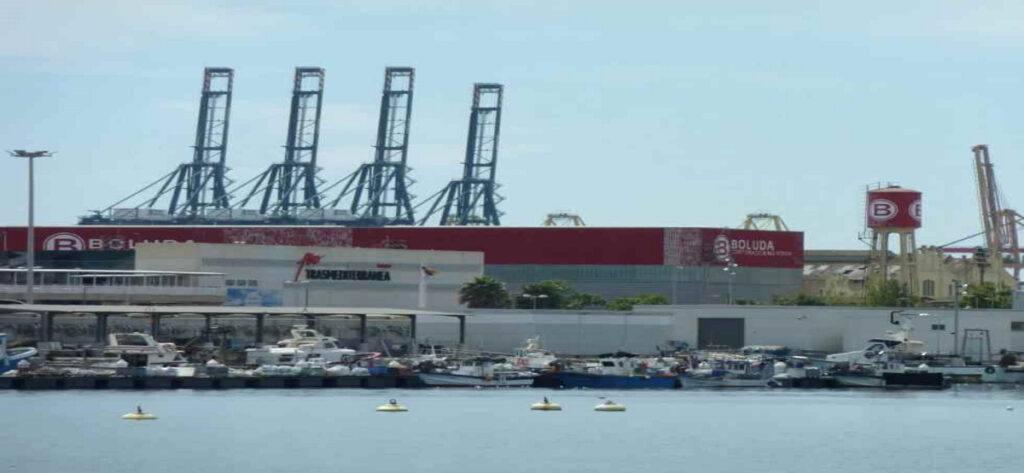 Empleo Boluda Maritime Terminals Contenedores