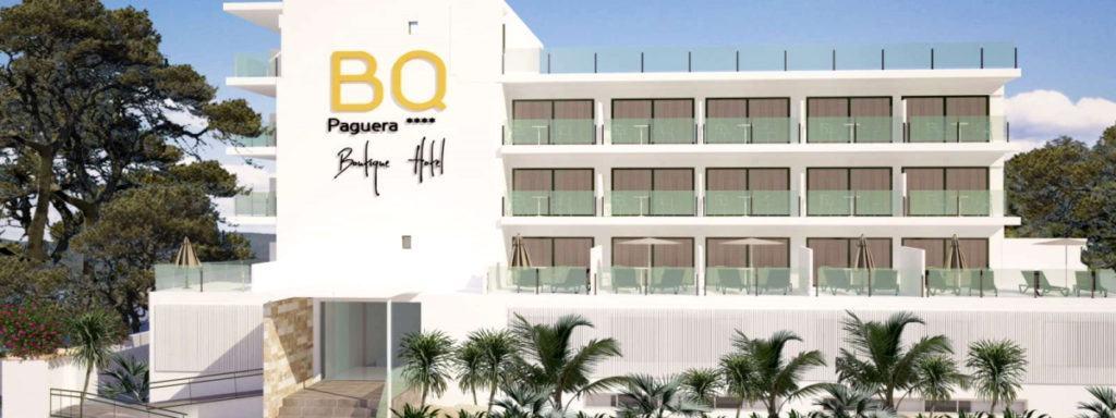 Empleo Bq Hotel Peguera Exteriores
