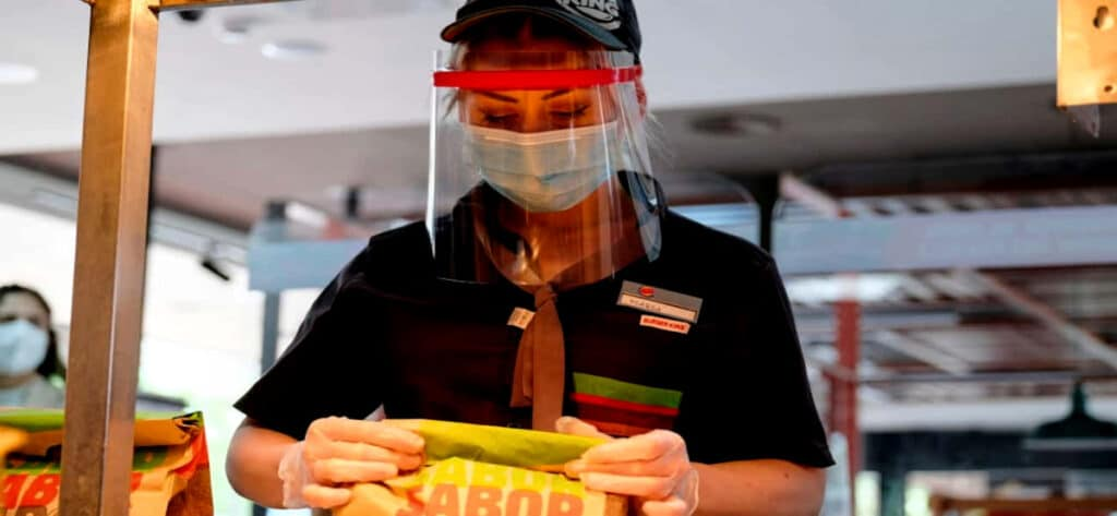 Empleo Burger King Personal