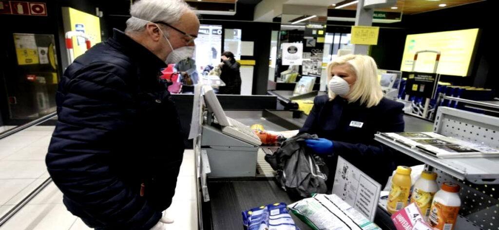 Empleo Cajero Supermercado