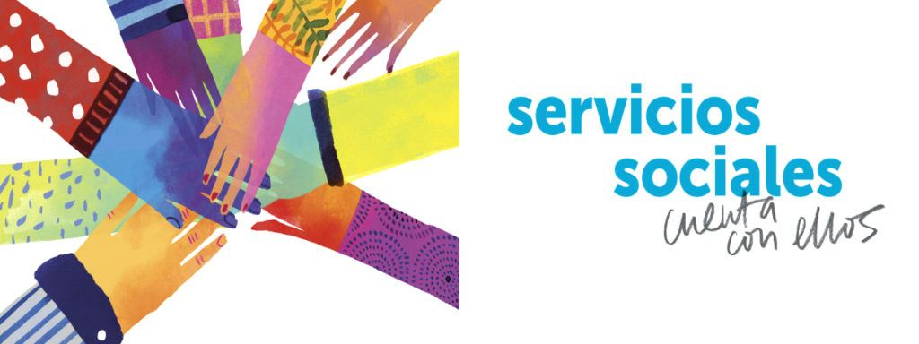 Empleo Centros Servicios Sociales Bizkaia Logo