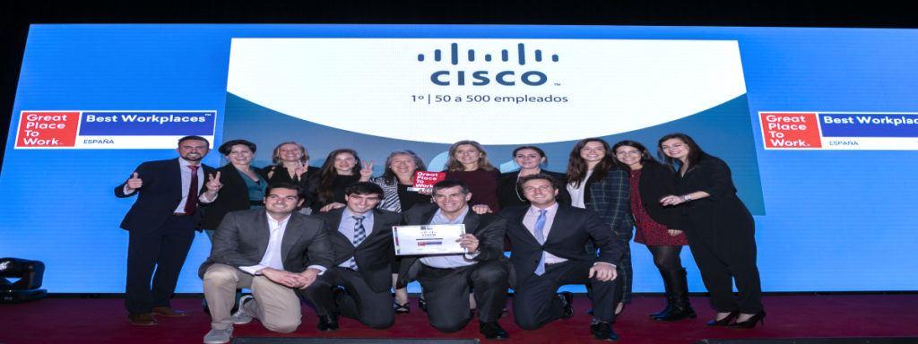 Empleo Cisco Personal