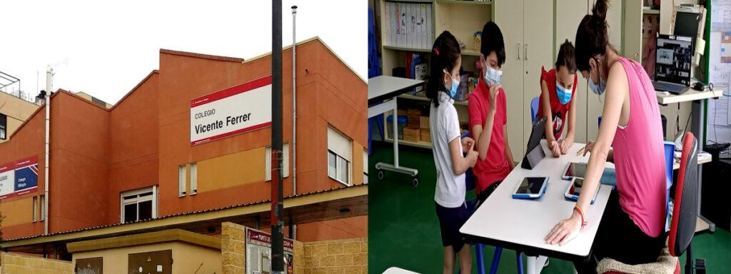 Empleo Colegio Getafe Externa Maestro