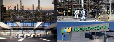 Empleo Complejo Industrial Puerto Llano Repsol Iderdrolara Exterior Personal