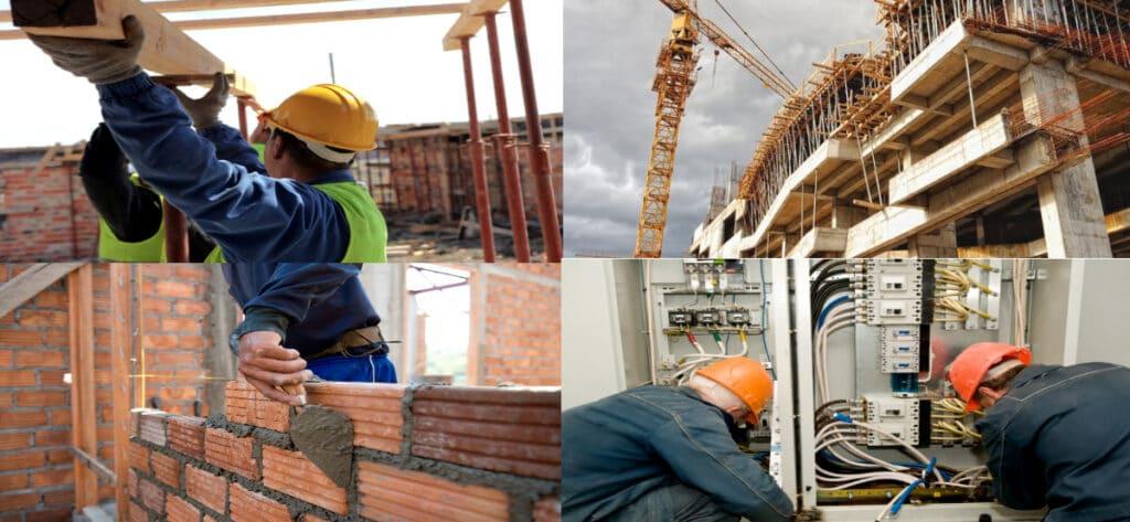 Empleo Construccion Albani Electricista