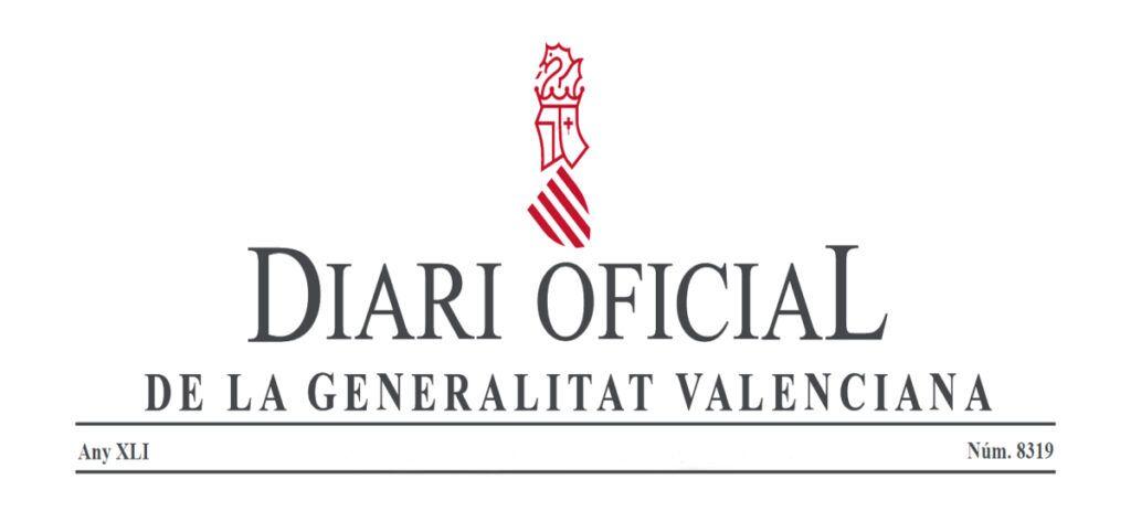 Empleo Diario Oficial De Valencia Dogv