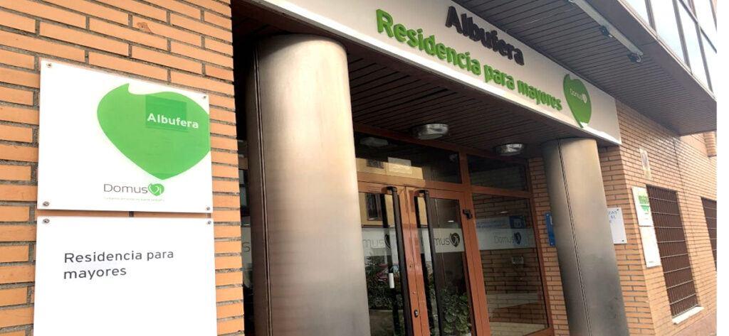 Empleo Domusvi Residencia Para Adultos Mayores
