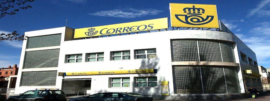 Empleo Edificio Principal Correo Madrid Externa..2