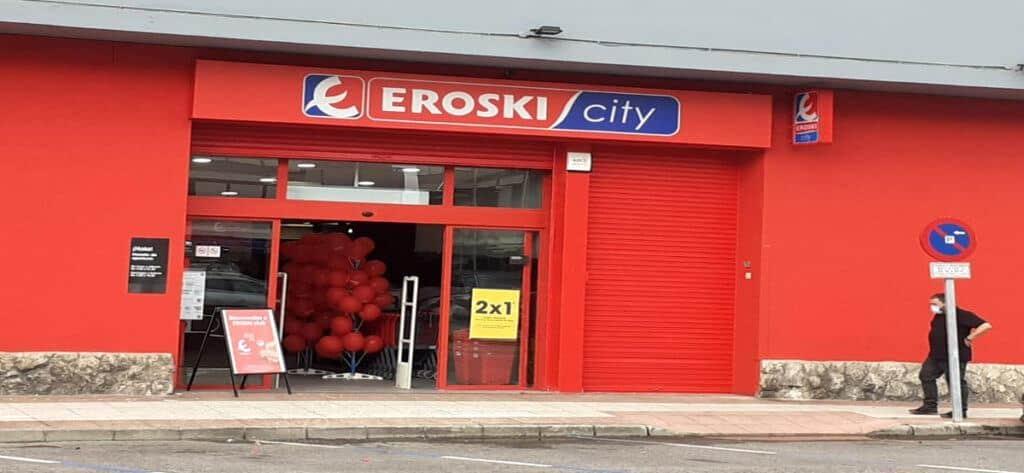 Empleo Eroski Local