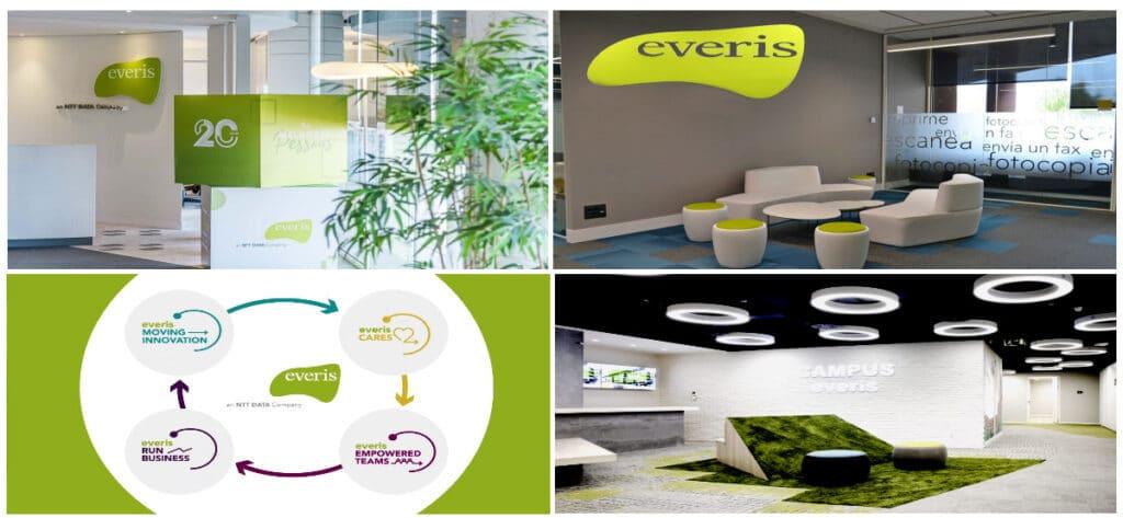 Empleo Everis Sede Interior Exterior