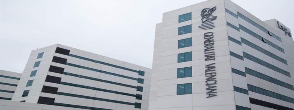 Empleo Generalitat Valencia Hospital