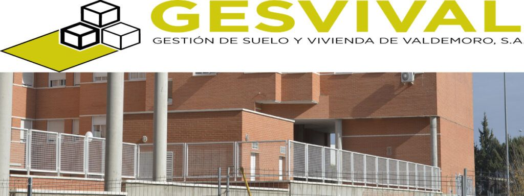 Empleo Gesvival Logo Infraestructura3
