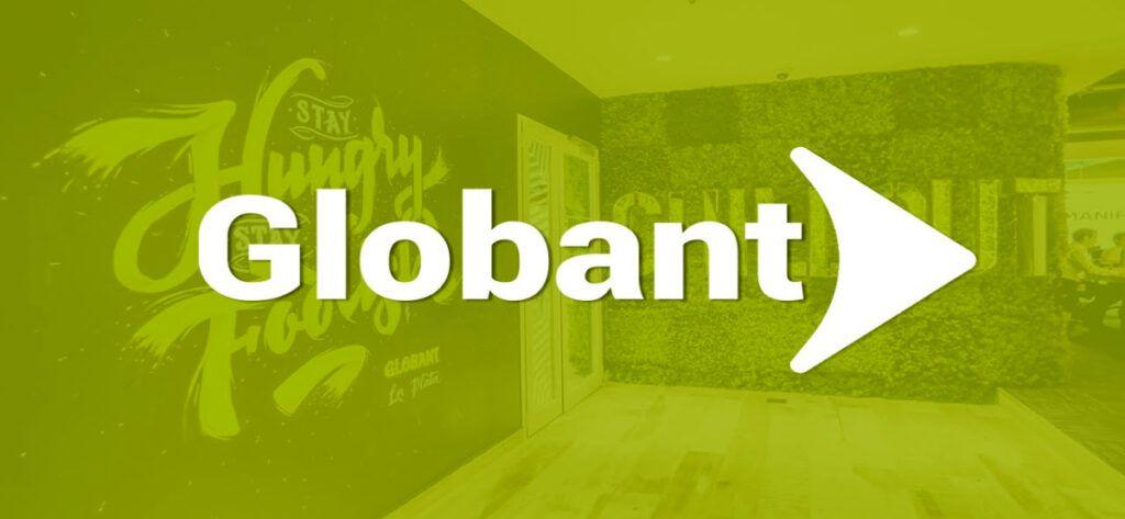 Empleo Globant Logo