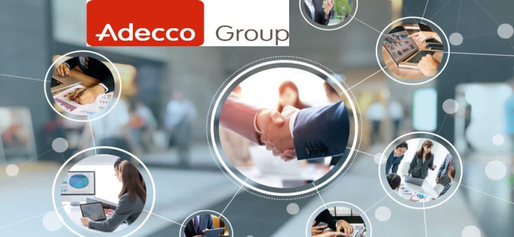 Empleo Grupo Adecco Logo