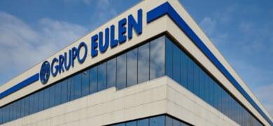 Empleo Grupo Eulen Sede Principal Logo