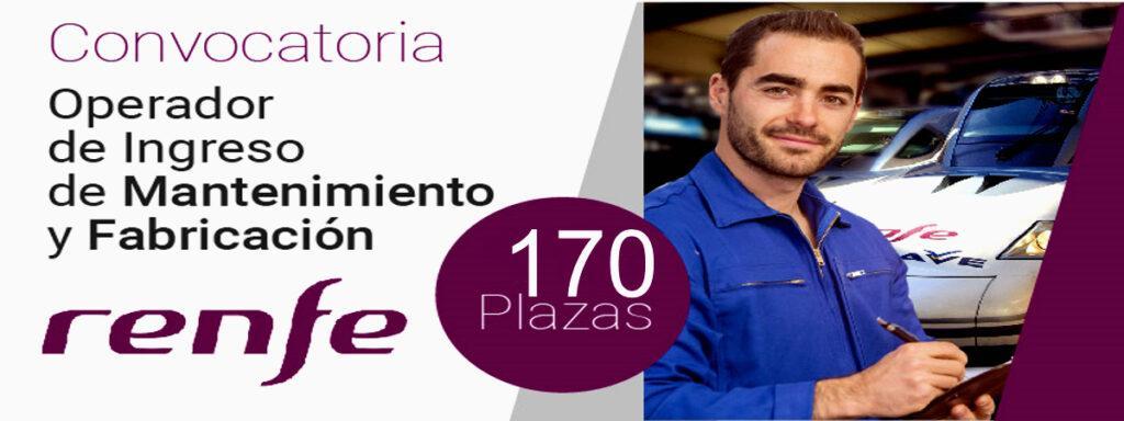 Empleo Grupo Renfe Operador De Ingreso De Mantenimiento Y Fabricacion3