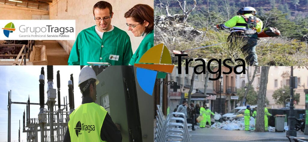 Empleo Grupo Tragsa Logo Personal2