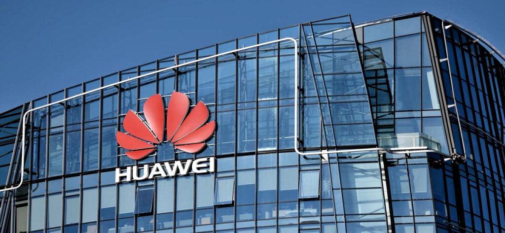 Empleo Huawei Logo Sede