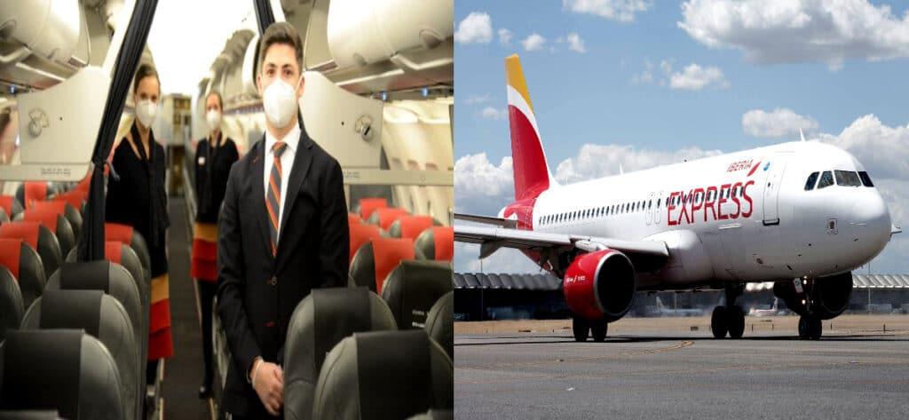 Empleo Iberia Express Tripulantes de Cabina Avion