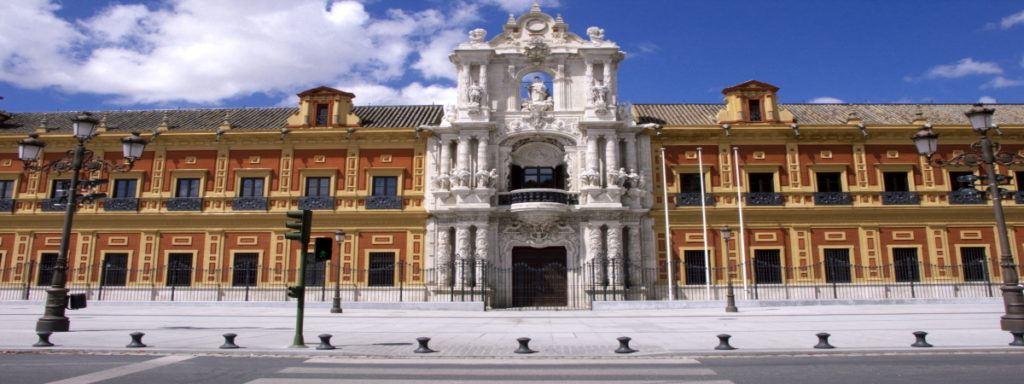 Empleo Junta Andalucía Auxiliar Fachada2