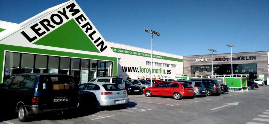 Empleo Leroy Merlin Fachada Estacionamiento