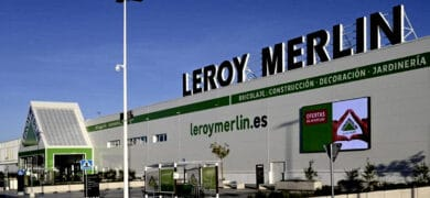 Empleo Leroy Merlin Logo Local2