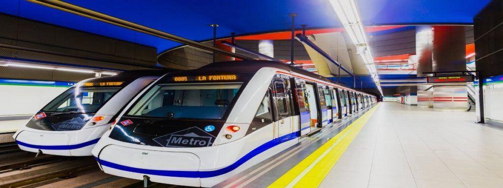 Empleo MetroMadrid vagon 1024x384 - Convocatoria abierta: 300 maquinistas serán contratados en 2020 por Metro de Madrid