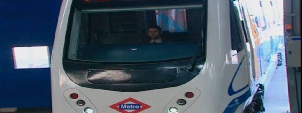 Empleo Metromadrid Vigilantes Seguridad