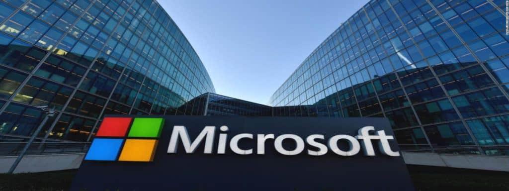 Empleo Microsoft Externa