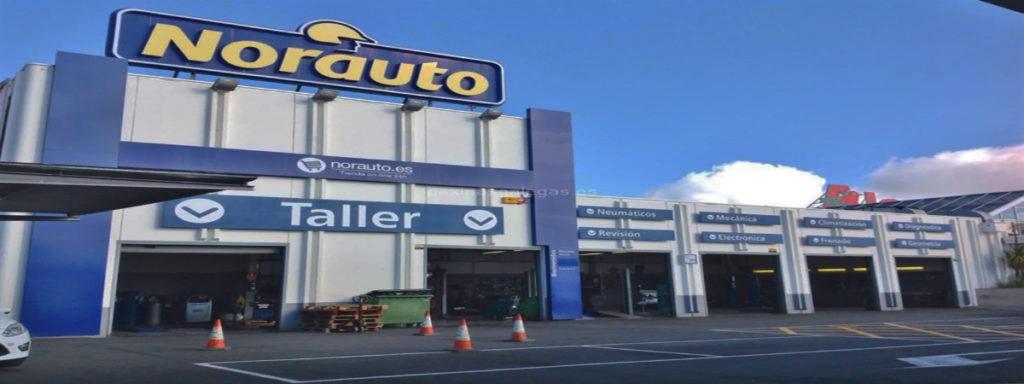 Empleo Norauto fachadataller2 1024x384 - 40 puestos de trabajo para trabajar de mecánico en Norauto
